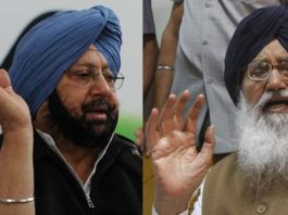 Captain vs Badals, War of words In Punjab
